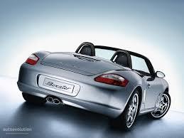 Porsche Boxster Generations - 2005 08 porsche 987 boxster s generation i rear end 3 2 l