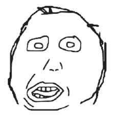 Dumb Face Meme - herpderp plz herp derp deviantart