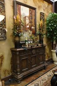 Tuscan Bathroom Ideas by Old World Tuscan Bathroom Idea Potted Topiary Garden