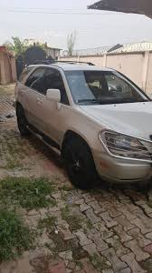 lexus rx300 in nairaland rx300 for sale in ajah with reverse camera and far better dan a