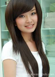 latest hair cuting stayle haircuts for long hair silky bouncy is a dream of almost every