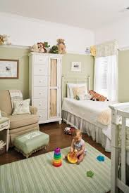 before and after 18 budget friendly makeovers southern living neutral nursery after