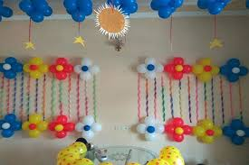 marvellous design birthday wall decorations plus images decoration