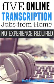 Jobs Hiring No Resume Needed by 5 Online Transcription Jobs No Experience Required