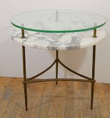 2 tier glass coffee table material metal size medium 40 inch 47