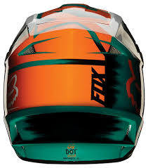 fox v1 motocross helmet 169 95 fox racing v1 vandal helmet 205098