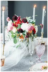 tulle table runner luxurious velvet s day wedding inspiration inc