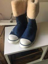 ugg australia delaine sale ugg australia denim medium width b m boots for ebay