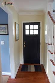 Front Door Interior Door Painting Made Easy With Modern Masters