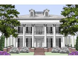southern style house federal style house plan house and home design