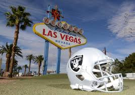 nfl approves raiders move to las vegas dolphins only dissenter