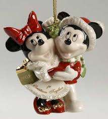 collection mickey and minnie ornaments pictures