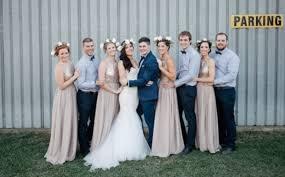 aliexpress com buy 2017 champagne long full length bridesmaid