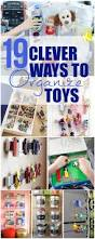 19 clever ways to organize toys the krazy coupon lady