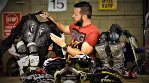 motocross safety gear dirt bike protective gear guide for beginners youtube