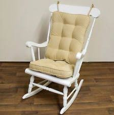 rocking chair pads ebay