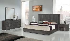 Designer Bedroom Set Contemporary Maple Bedroom Furniture Platform Suites Modern