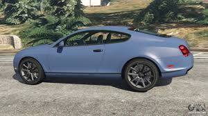 bentley phantom coupe bentley continental supersports beta2 for gta 5