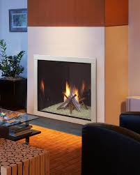 heat u0026 glo lux 36 gas fireplace coastal