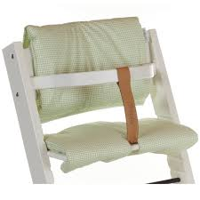 hochstuhl design treppy kissen für hochstuhl design pepita green shop wohnen möbel