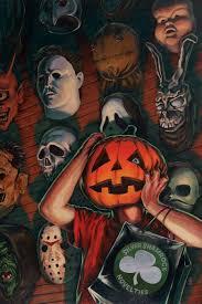 halloween iii silver shamrock masks horror pinterest silver