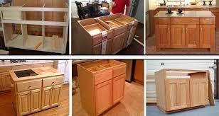 kitchen island cupboards diy impressive ideas to build small functional kitchen island