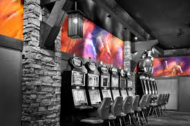 custom wall murals coverings photo of the custom designed horse wall murals for comanche nation casino design