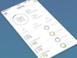 quote layout app 786 best mobile ui list images on pinterest app design