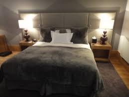 lit de chambre un lit douillet