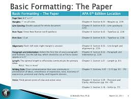 apa format for 6th edition sample paper compudocs us