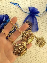 Prince Favors by 10 Azul Bebé Ducha Favores Principito Por Marshmallowfavors