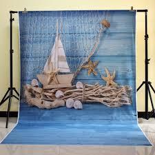 vinyl photography backdrops huayi blue sea photography backdrops vinyl photo studio fishing