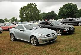 2006 mercedes slk class auction results and sales data for 2006 mercedes slk class