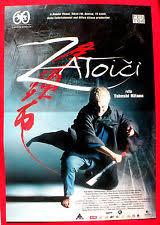 Zatoichi Blind Swordsman Takeshi Kitano Poster Ebay