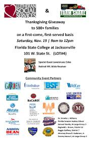 thanksgiving giveaway lutheran social services of northeast