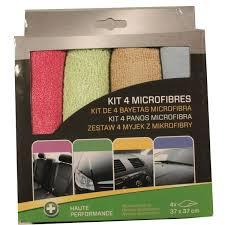 feu vert siege social 4 microfibres auto 37 x 37 cm feu vert feu vert