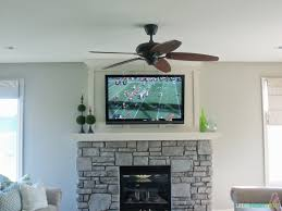 fireplace best painted stone fireplace home design image
