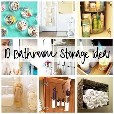cheap bathroom storage ideas easy home decor ideas cool and easy home decor ideas recycled