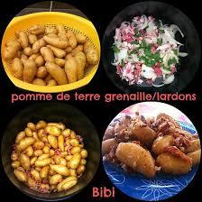 comment cuisiner les pommes de terre grenaille recette de pommes de terre grenailles lardons oignons au cookeo