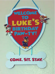 paw patrol birthday party paw patrol party supplies