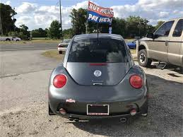 2003 volkswagen beetle for sale classiccars com cc 981458