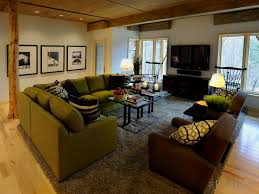 Family Room Furniture Layout Ideas Gallery US House And Home - Family room layout