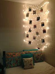 bedrooms with christmas lights blue christmas lights in bedroom white brown cotton pillows small
