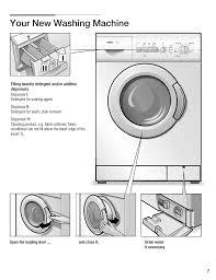 washing machine manual bosch washweb