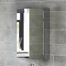Bathroom Mirror With Storage by Amazon Co Uk Mirror Cabinets Home U0026 Kitchen