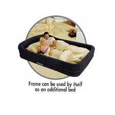 comfort frame queen size air mattress 66973e eam rollaway beds