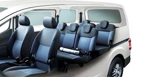nissan micra how many seats nissan nv200 van commercial vehicle nissan