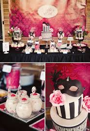 masquerade party ideas chic masquerade themed 40th birthday party hostess with the