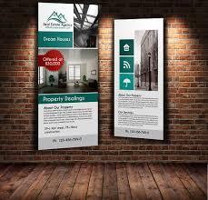 real estate rack card template invitation templates creative