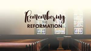 reformation of the catholic church 500 years of the reformation